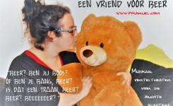 Vriendschap beer Pikarnel