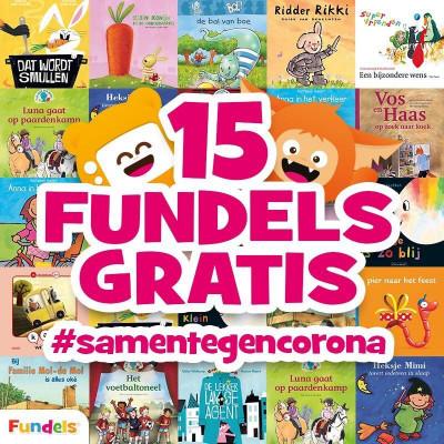 Gratis digitale kinderboeken via Fundels