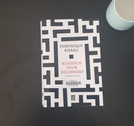 Russisch voor beginners door Dominique Biebau